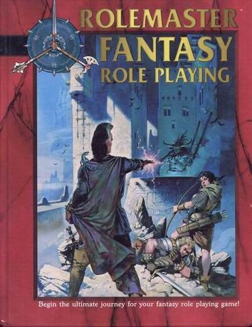 Product Line: Rolemaster  Product Edition: RMFRP  Product Name: Rolemaster Fantasy Role Playing  Product Type: RPG Rules  Author: ICE  Stock #: 5800  ISBN: 1-55806-550-4  Publisher: ICE  Cover Price: $30.00  Page Count: 256  Format: Hardcover  Release Date: 1999  Language: English