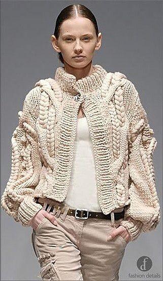 Groovy Knitting!
