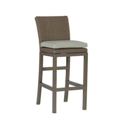 Summer Classics 3748 Rustic Outdoor Bar Stool available at Hickory Park Furniture Galleries