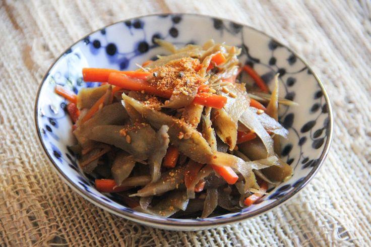 Kinpira Gobo Recipe
