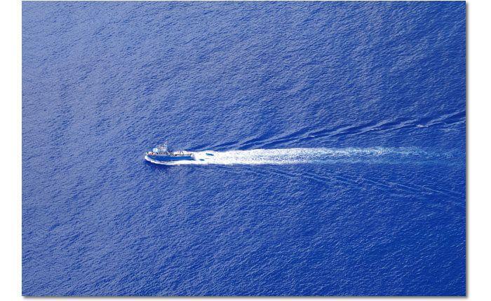 Dieses Photo entstand auf Madeira, mit Blick vom Cabo do Girao auf den weiten…