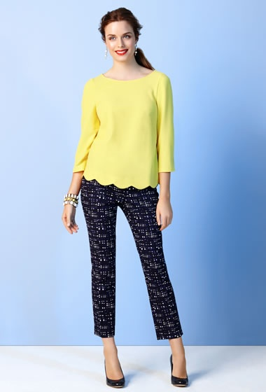 @Ann Taylor Top 10 Must-Have Looks