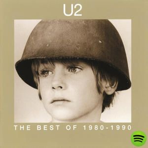 The Best Of 1980 - 1990 / B Sides, an album by U2 - Trash, Trampoline And The Party Girl