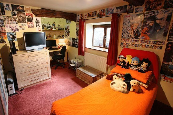 Anime Bedroom Decor Images Anime Bedrooms Pinterest
