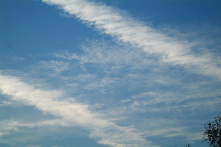 Shropshire sky