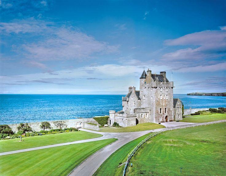 Gunn Castle - Scotland A fascinating coastal... | Luxury Accommodations