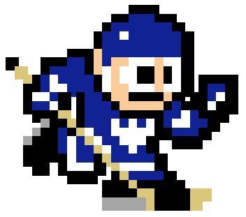 8-bit nhl - Toronto Maple Leafs