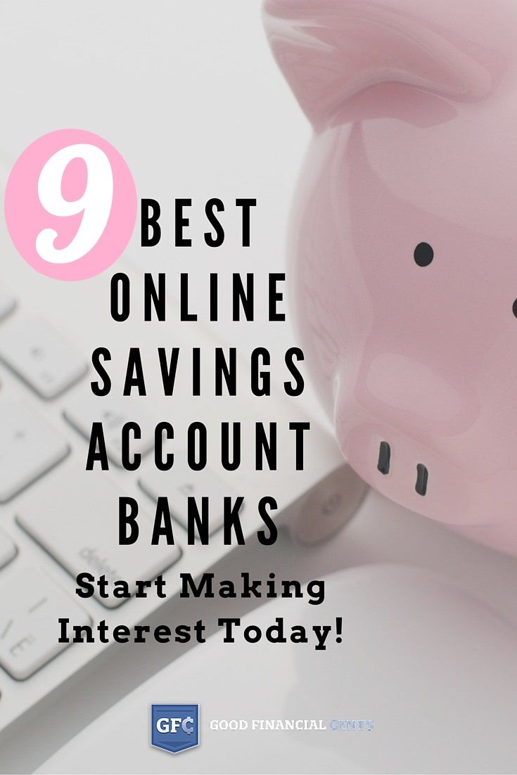 There are still plenty of online banks that offer excellent savings accounts. Don't let you money sit in a savings account that's going to be eaten by annual fees. You shouldn't have to pay to let you money sit in a savings account. In this article we will explain the importance of a great online savings account, why you need one, the types of savings accounts, and which ones will work best for your situation. | Good Financial Cents