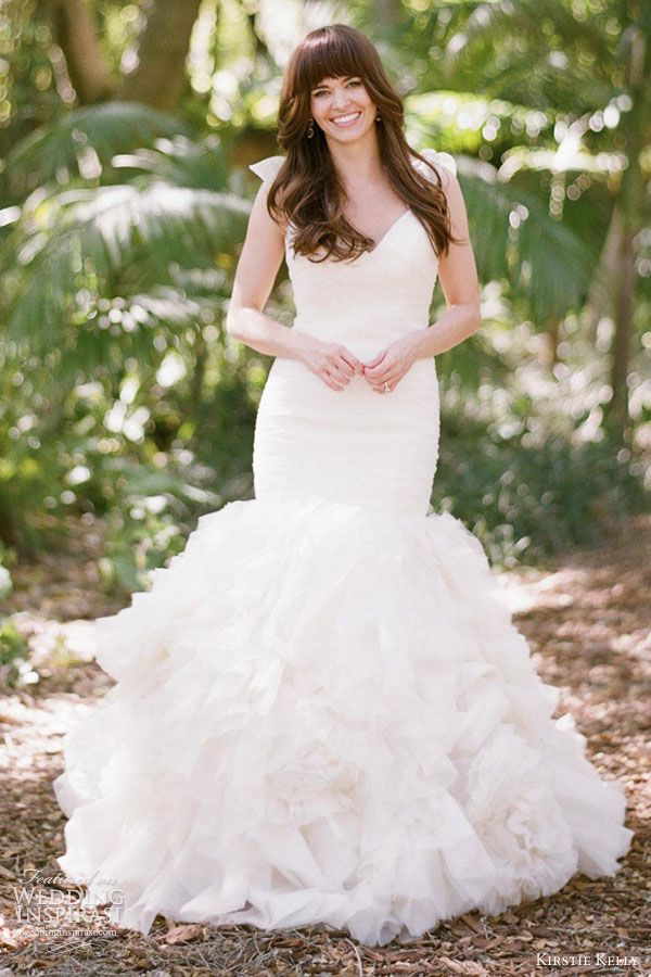 33 best Kirstie Kelly images on Pinterest   Wedding frocks, Short ...