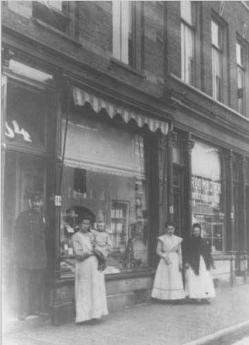 Bloemerstraat no. 34 Kloosterman
