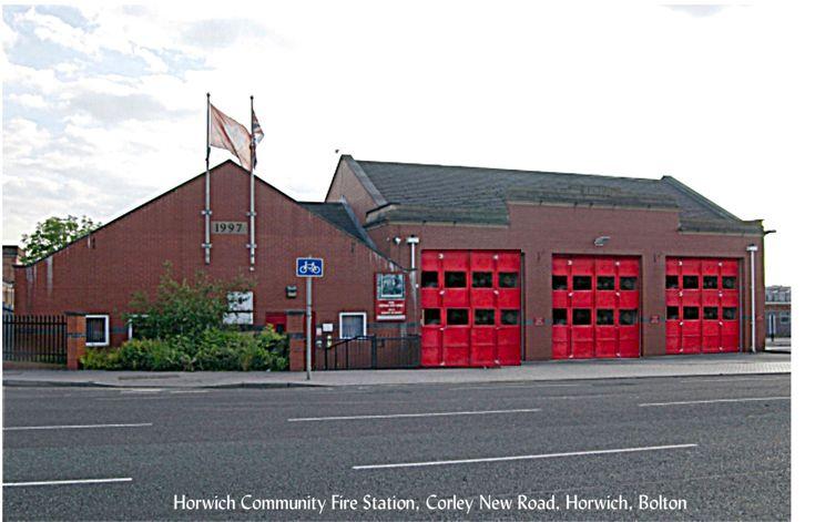 Horwich community fire station 2009 chorley new road