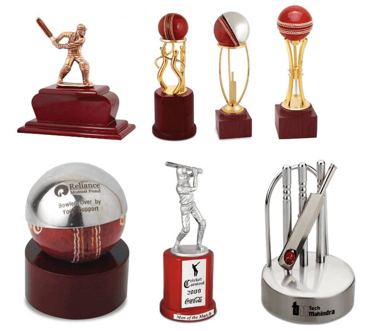 Sport Trophies and Mementoes