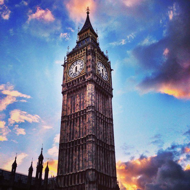 The world's most beautiful clock towers stand the test of time—as well as tell it. #BigBen #London   Photo courtesy of @ jnasa via Instagram