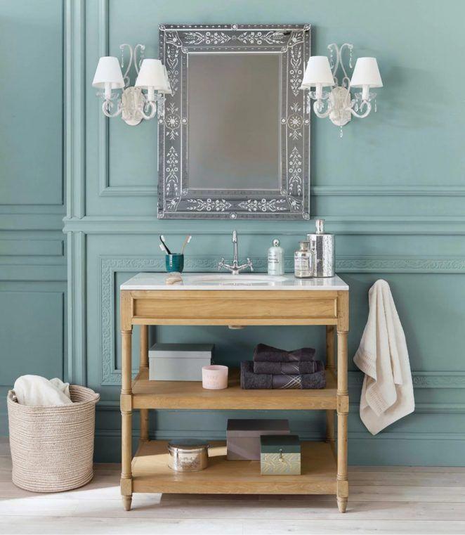 Meubles Maisons Du Monde 31 Raisons De Decouvrir Le Catalogue En 2020 Meuble Vasque Meuble Maison Du Monde Coiffeuse Salle De Bains