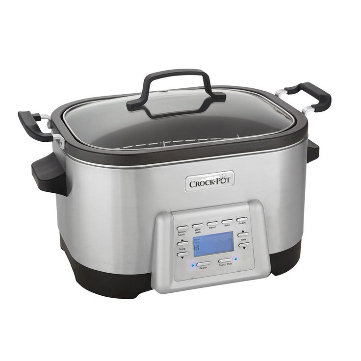 82 best products images on pinterest crock pot slow cooker 60 quart 5 in 1 multi cooker sccpmc600 s np crock pot fandeluxe Choice Image
