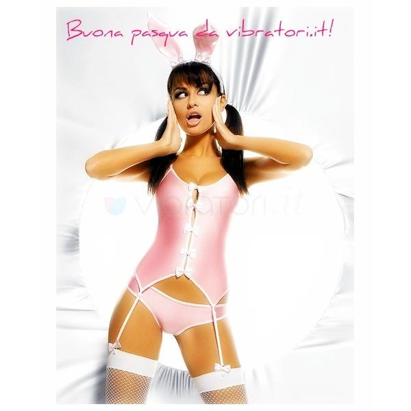 Buona pasqua da vibratori.it!    Potete trovare questo travestimento da coniglietto della marca Obsessive nel nostro catalogo!    http://www.vibratori.it/catalogo/costumi/bunny-suite