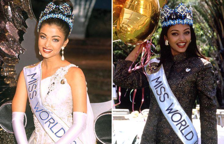 Aishwarya Rai : retour sur une Miss Monde qui a réussi