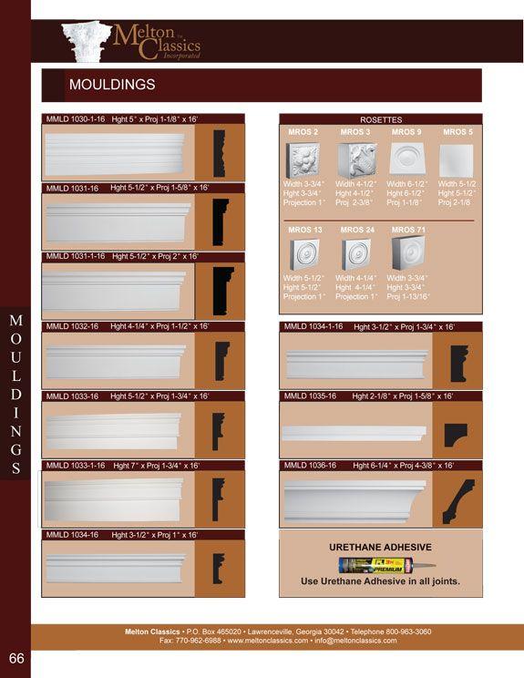 Architectural Urethane Polyurethane Moulding Designs In 2020 Architecture Design Polyurethane