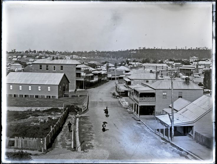 https://flic.kr/p/64WT3B | Nelson Street, Wallsend, NSW, 9 April 1906 | Source: livinghistories.newcastle.edu.au/nodes/view/45895 This image was scanned from the original glass negative taken by Ralph Snowball. It is part of the Norm Barney Photographic Collection, held by Cultural Collections at the University of Newcastle, NSW, Australia. Notes Image shows the view down Nelson Street, Wallsend. Several houses and stores can be seen in the image including the store of R. Edmunds…