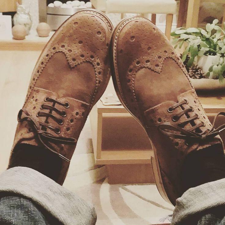 #Shoelove #justmarried #awesomefriends #Grenson's #haventgotacluewhatimdoing #shoeporn #samwhydoihashtag? http://gelinshop.com/ipost/1524198950885604338/?code=BUnCt7Kjzvy