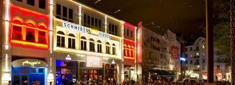 Schmidt Theater & Schmidts TIVOLI Hamburg Reeperbahn - Schmidt Theater & Schmidts TIVOLI