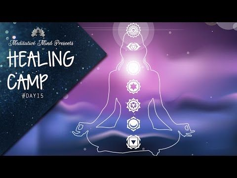 7 Chakras Healing Music of Tibetan Singing Bowls(Cyclic) | Healing Camp 2016 | Day 15 - YouTube