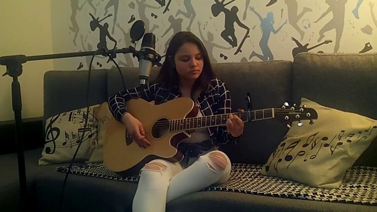 Tatiana Chiorean - Act like you love me / Shawn Mendes (acoustic cover)