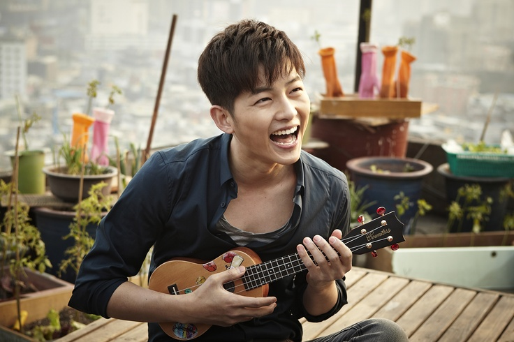 SONG Joong-ki  In PENNY PINCHERS (Penny Pinching Romance, 티끌모아 로맨스)  Available on R1 DVD – May 21, 2013    Penny Pinchers © 2011 CJ E Corporation. All Rights Reserved.