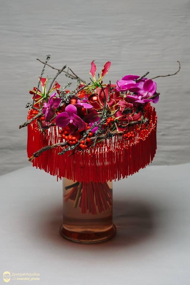 master florist Vyacheslav Rocka