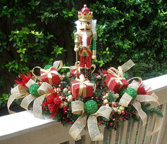 Nutcracker Theme: Reserved Listing For Vickie, Nutcracker Christmas