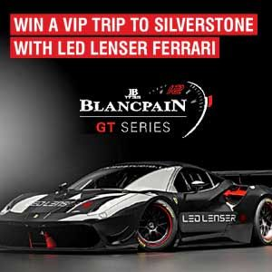 Source: Win Two VIP Tickets To Silverstone With LED Lenser & Ferrari | LED Lenser Blog