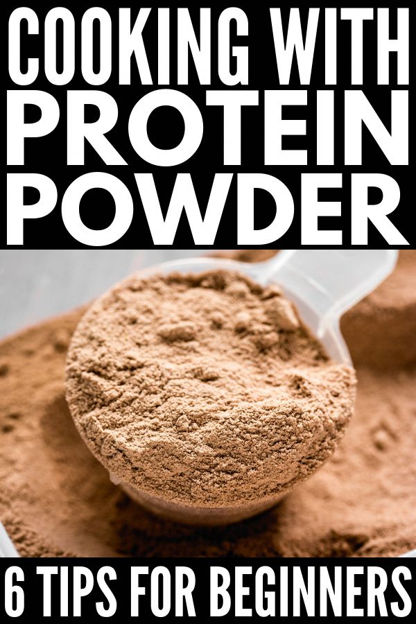 Wie man mit Proteinpulver kocht | Wenn Sie nach kreativen Möglichkeiten suchen, um …   – smoothie recipes