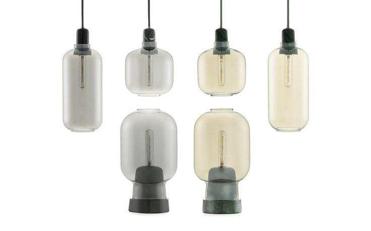 Amp Lamps by Simon Legald for Normann Copenhagen