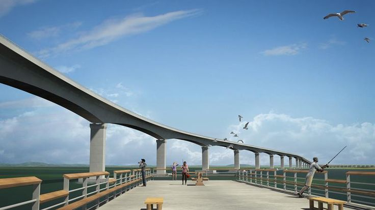 PCL : Replacement of Herbert C. Bonner Bridge Across Oregon Inlet ...