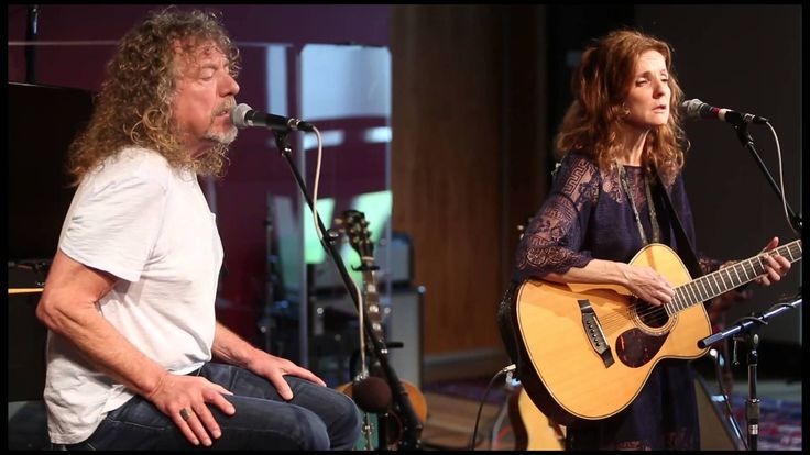 """Patty Griffin and Robert Plant - """"Ohio"""" Live at KUTX Austin April 2013"""