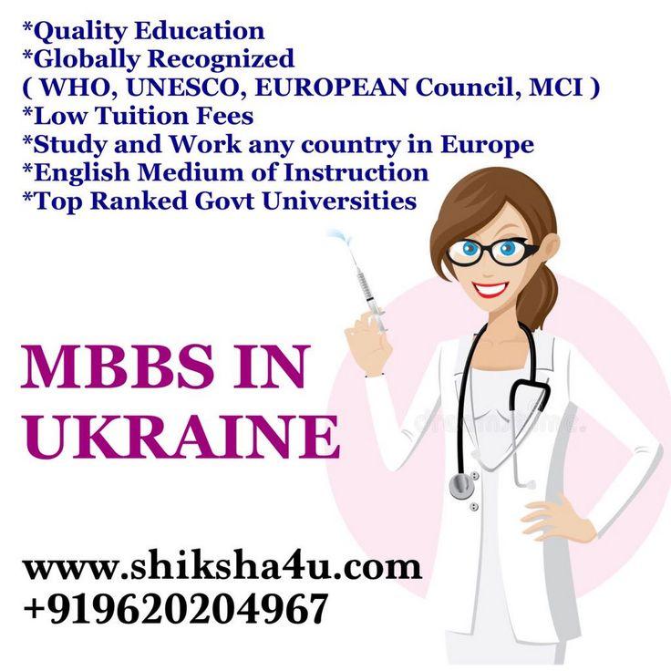 MBBS IN UKRAINE : www.shiksha4u.com - Shiksha4u- Overseas Education Consultants - Google+