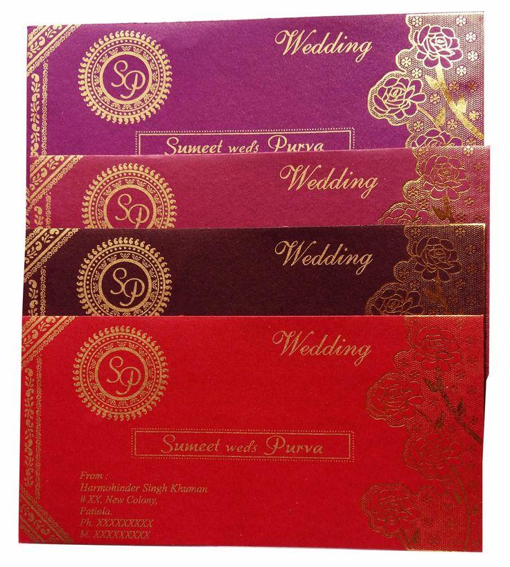 Best 25+ Wedding card sample ideas on Pinterest | Wedding cards ...