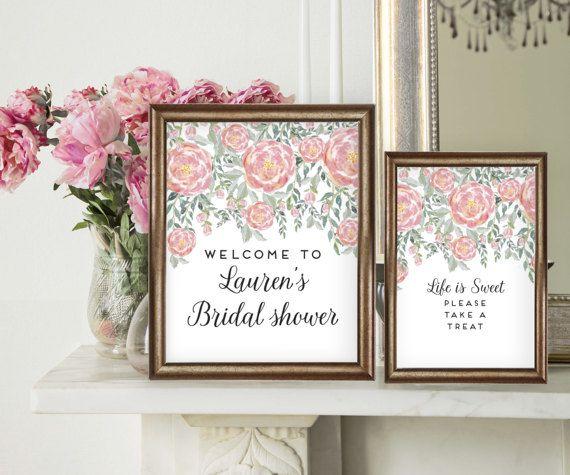 Pinterest Bridal Shower: 1000+ Ideas About Bridal Shower Signs On Pinterest