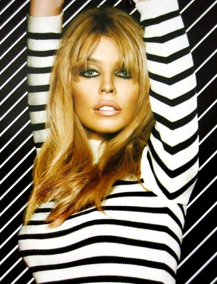 "Kylie Minogue early 2000s, around the time of her ""Body Language"" album and with a style she said was influenced by Brigitte Bardot"