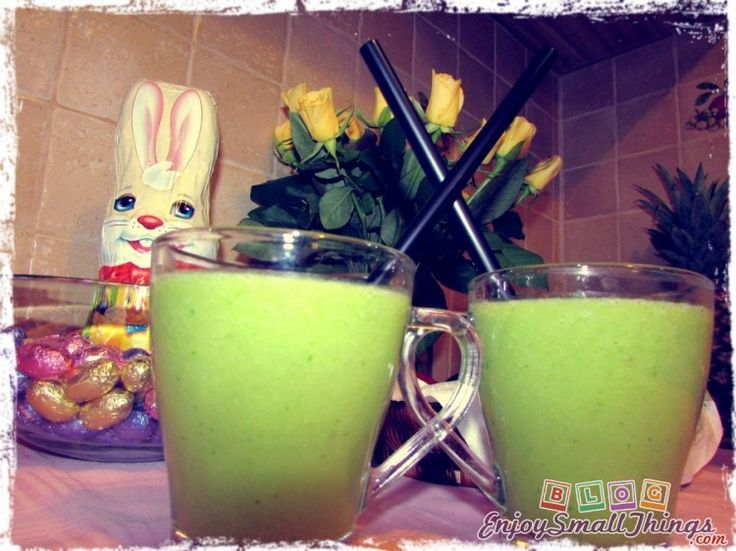 cleansing-juice celery avocado and fruits