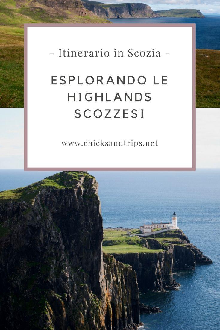 11 giorni di viaggio in auto esplorando la parte più bella e selvaggia della Scozia: le Highlands! Cosa vedere, dove andare e cosa NON mangaire