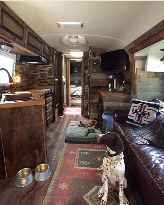 The Best RV Remodel Camper Interior Collections Fres Hoom