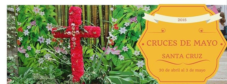 Del 30 de abril al 3 de mayo, Santa Cruz celebra las 'Cruces de Mayo' | Ayuntamiento de #Alicante