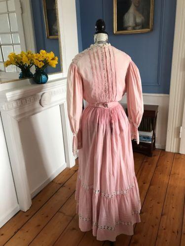 Kleid 1900 nahen