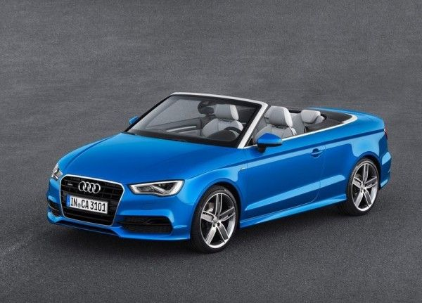 2014 Audi A3 Cabriolet Blue Images 600x431 2014 Audi A3 Cabriolet