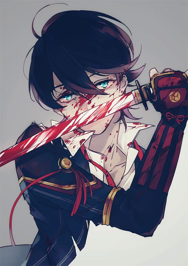 【腐】刀ログと通販再開のお知らせ [2]