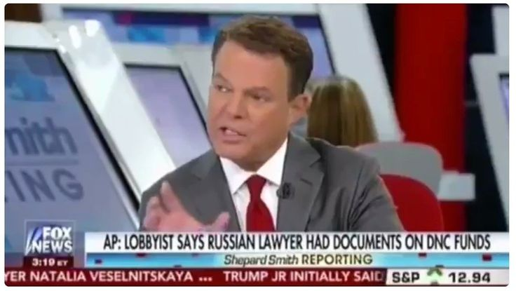 "Fox News host Shepard Smith went OFF on the lies of Jared Kushner and Donald Trump Jr. In the video below, he pulled no punches and actually left Chris Wallace stunned. Wallace sat there for an uncomfortable moment before he responded.      ""If there's..."