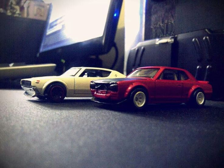 Hotwheels - Nissan Skyline