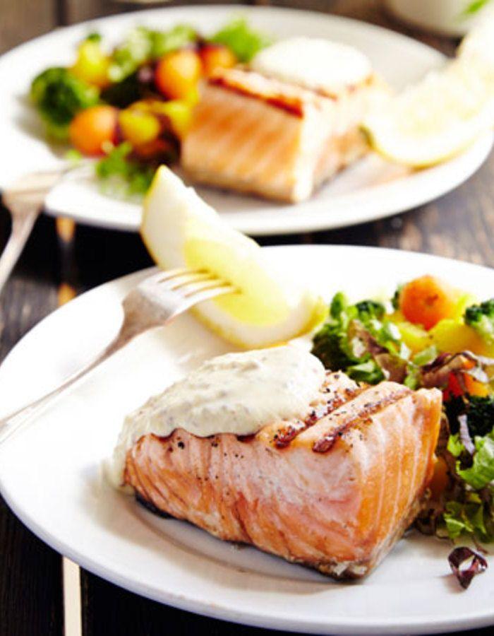Apetit-reseptit - Sinappikirjolohi: Saisipa tätä jo heti lounaaksi! #helpompiarki