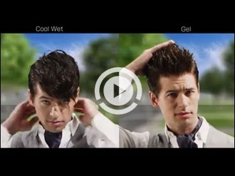 ▶Mr. Wax wins his boss's compliment and his date goes well too. Meanwhile, Mr. Gel is in a totally different situation. Do you know what makes these differences between the two?